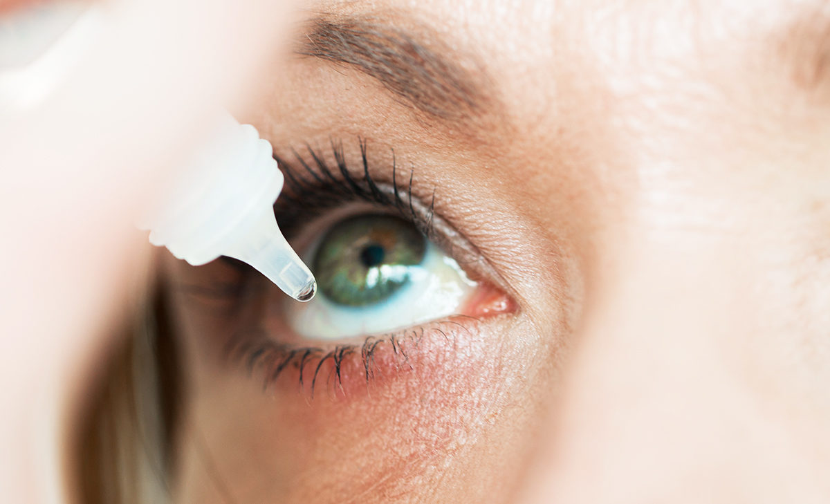 Eyedrops After Cataract Surgery