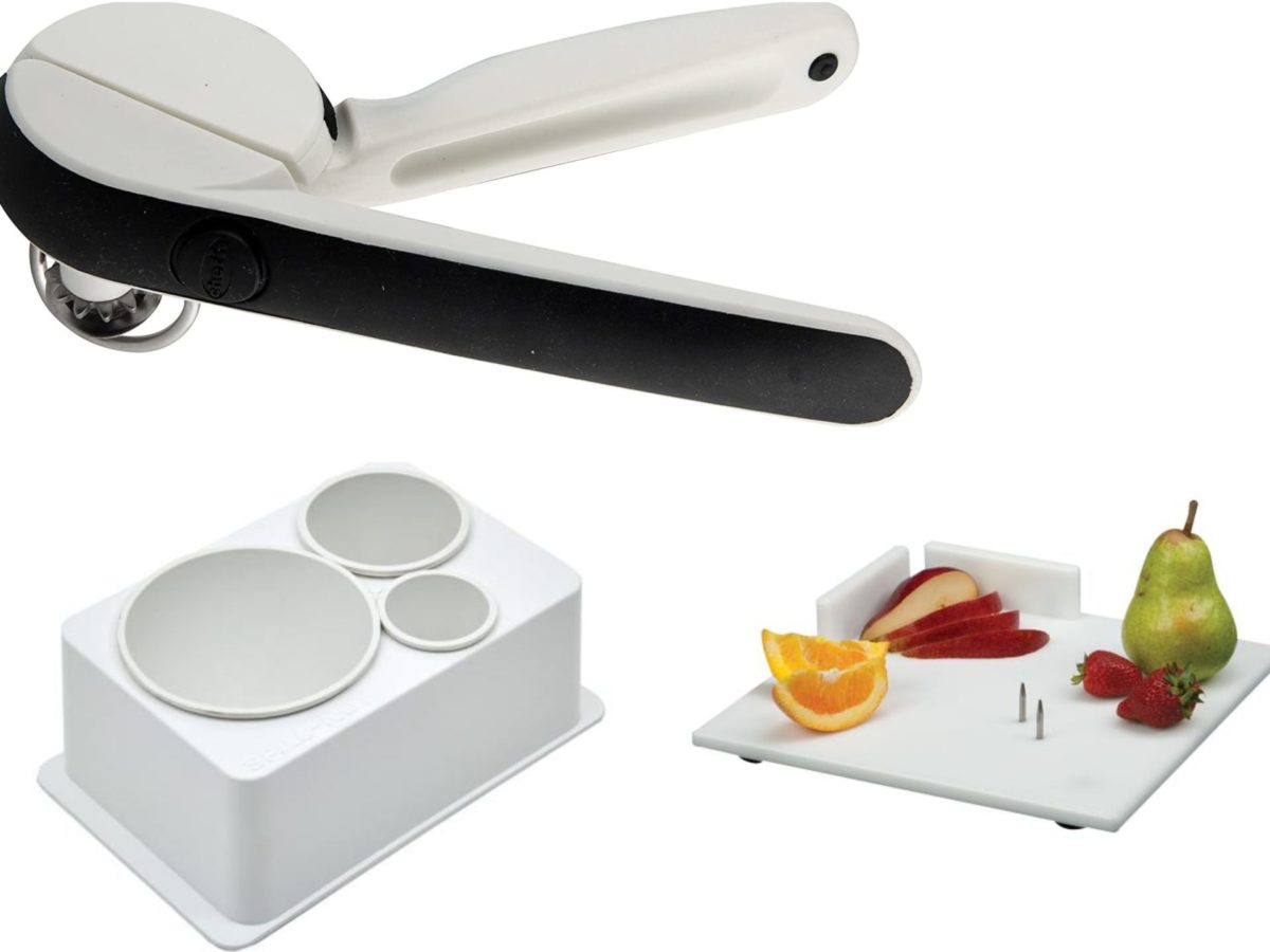 Adaptive Devices for Cooking and Daily Living