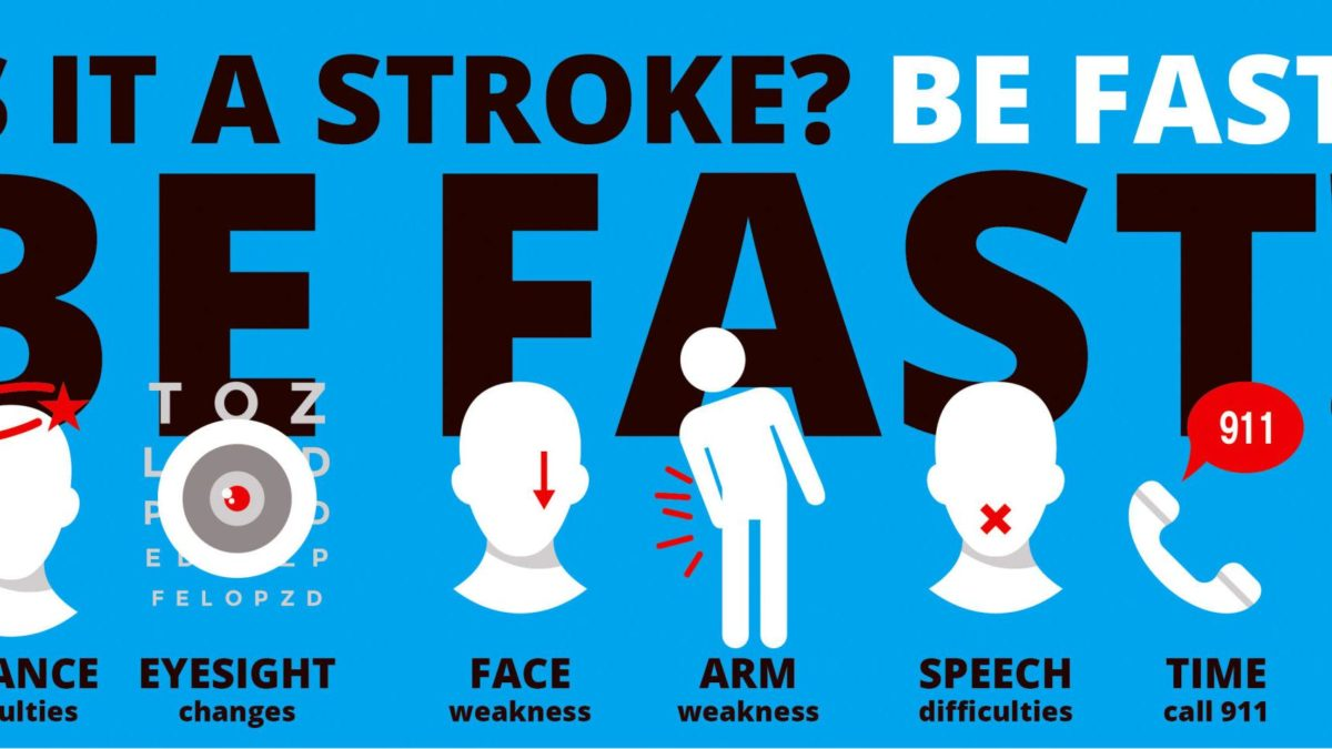 BEFAST: How to Recognize a Stroke